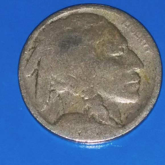 Rare Dateless Indian Head Buffalo Nickel